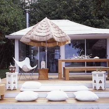 Patio Umbrella, Cottage, deck/patio, House & Home