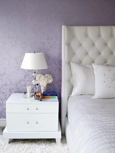 Leather Headboard Design Ideas