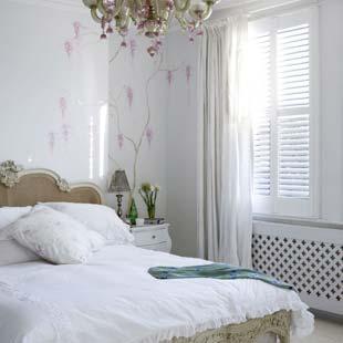 Baroque Headboard, French, bedroom, Living Etc