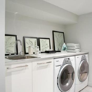 Charming Ikea Laundry Room Cabinets