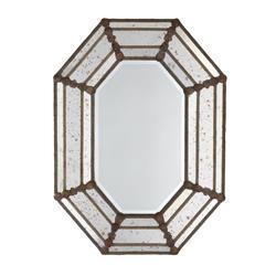 Octangonal Mirror, Wisteria