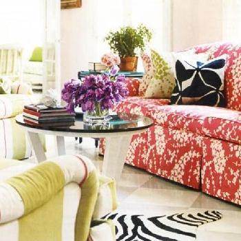 Striped Sofa Design Ideas