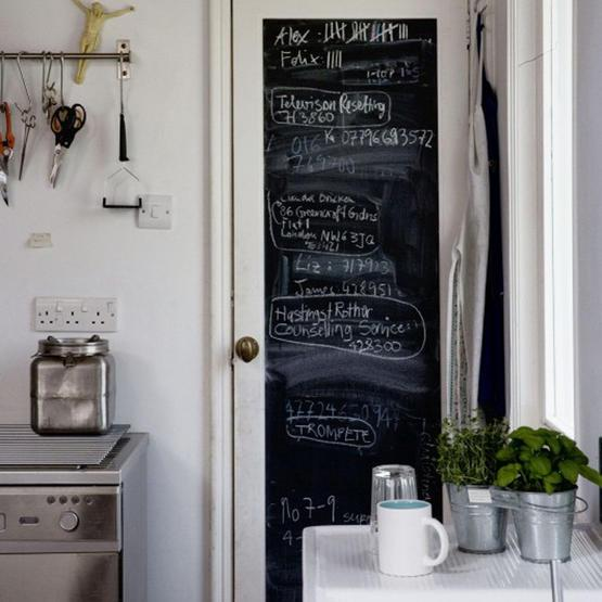 Kitchen Chalkboard Design Ideas
