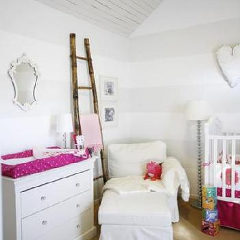 Bamboo Ladder, Contemporary, nursery, House & Home