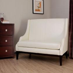 High Back Loveseat34