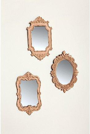 Wall Mirror Set Of 3 two set wall mirrors - products, bookmarks, design, inspiration