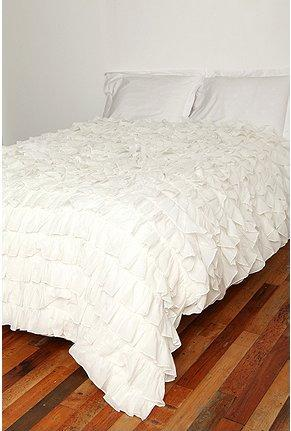 ruffle duvet pillow kp cases piece cover white with miley microfiber covers c twin ruffled size set soft