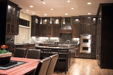 Maple KItchen Cabinets View Full Size