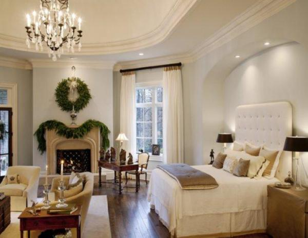 Interior Decor Blogs Inspiration Of Cream and Gray Master Bedroom Photos