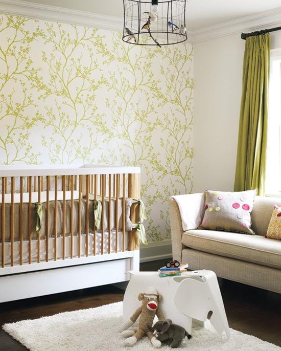 Bird Cage Chandelier, Contemporary, nursery, Samantha Farjo Design