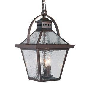 7676 Bay Street Large Outdoor Pendant Traditional Outdoor Pendant By Acclaim Lighting