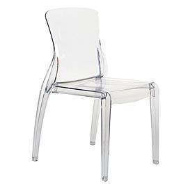 Merveilleux Crystal Dining Chair   Clear   Browse Our Stylish Collection Of Chairs U0026  Other Dining Room Furniture   Z Gallerie