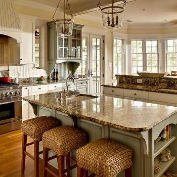 kitchen island beadboard ideas blue beadboard backsplash design ideas 4992