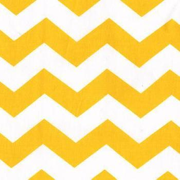 Chevron Yellow, Funky