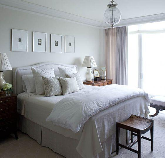 linen bed skirt traditional bedroom phoebe howard