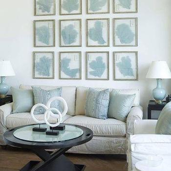 Sea Blue Design Ideas