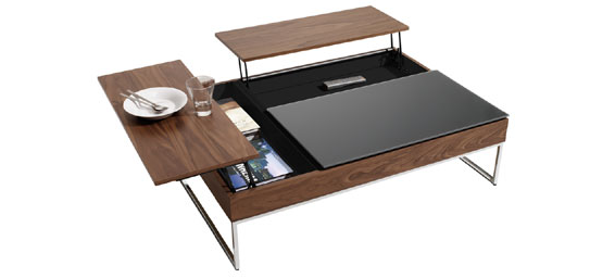 Boconcept Functional Coffee Table Look 4 Less - Functional Coffee Table CoffeTable
