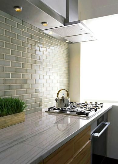 Walker Zanger Cracked Ceramic Subway Tiles Design Ideas