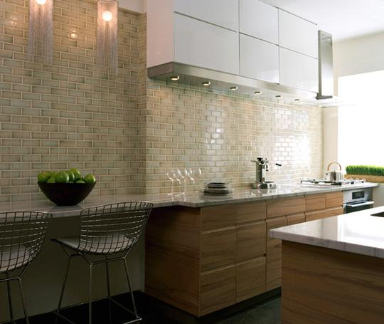 Quartz Tiles For Kitchen Countertops : Luca de Luna Quartz Countertops - Contemporary - kitchen - Apartment ...