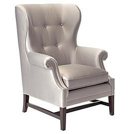 Bella Accent Chair   A Glamorous Take On The Traditional Wing Chair   Z  Gallerie