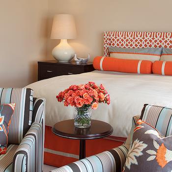 Trellis Headboard, Contemporary, bedroom, Artistic Designs for Living