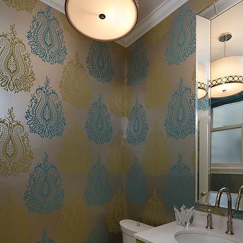 Astoria Pendant, Contemporary, bathroom, Artistic Designs for Living
