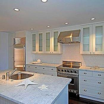 Beachy Kitchen Seaside Kitchen Design Ideas