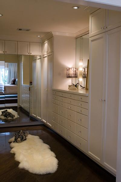 Sliding Wardrobe Design Mirror Dressing Rooms