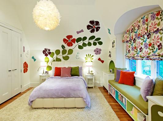decoracion paredes juveniles. sin embargo dependiendo del estilo