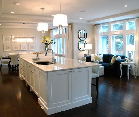 White Granite Countertops Contemporary Kitchen House