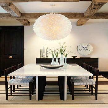 Delightful Oversized Dining Table