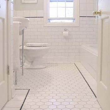 white subway bathroom tiles design ideas