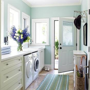 Mudroom Laundry Room, Cottage, laundry room, House & Home