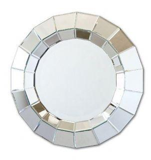 Designer's Studio, Ainsworth Round Wall Mirror