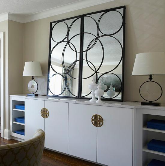 Hollywood Regency Living Room Design Ideas