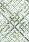green trellis wallpaper schumacher - photo #18