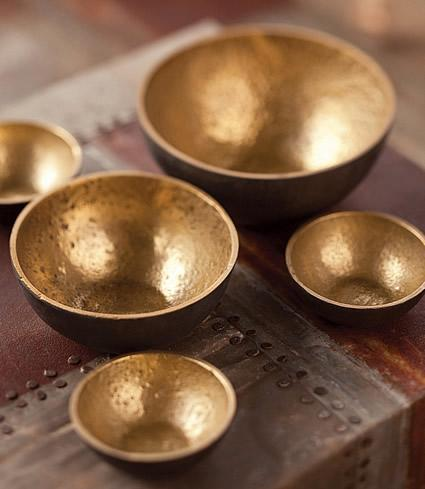 decorative bowls home decor.htm mothology the science of style hand forged iron and brass bowls  hand forged iron and brass bowls