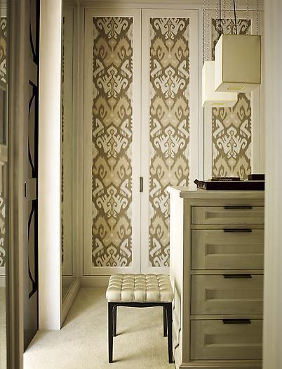 Closet Wallpaper Design Ideas