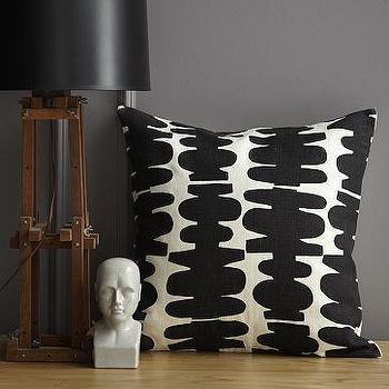 Totem Pillow Cover, west elm