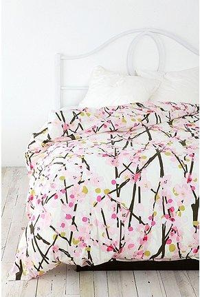 Urbanoutfitters Com Gt Cherry Blossom Duvet Cover