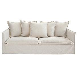 Z Gallerie Graham Slipcovered Sofa
