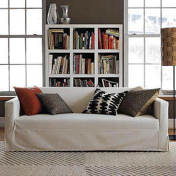 Cooper Slipcovered Collection, west elm