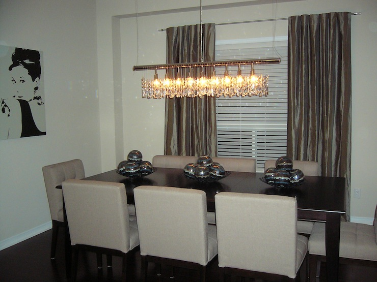 Dining room for Dining room chandeliers