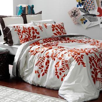 dwellstudio modern duvet covers chic bed linens