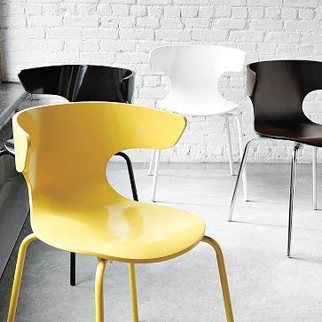 Wrap Dining Chair   West Elm