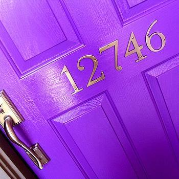 Miscellaneous, Glidden Regal Purple