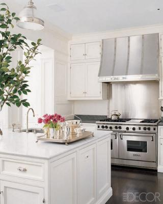 White Kitchen Hood white french kitchen hood design ideas
