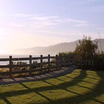Santa Monica Ocean View Sunset 8x10 Fine Art Print