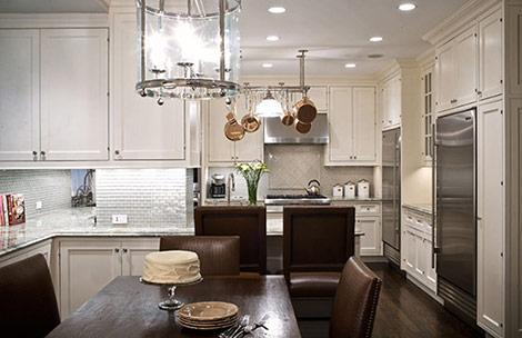 Eat In Kitchen Ideas - Transitional - kitchen - Jennifer ...