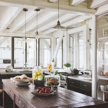 Rustic Wood Countertops